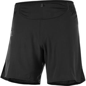 Salomon Sense - Pantalones cortos running Hombre - negro